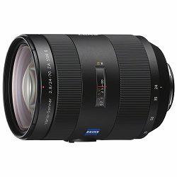 Sony A 24-70mm f/2.8 ZA SSM II Carl Zeiss Vario-Sonnar T* standardni objektiv za A-mount 24-70 F2.8 2.8 f/2,8 MK2 SAL-2470Z2 SAL2470Z2 (SAL2470Z2.SYX) - Cash Back