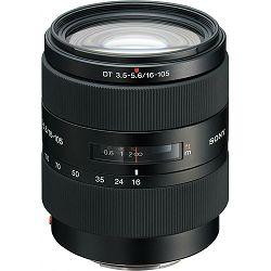 Sony A DT 16-105mm f/3.5-5.6 Allround objektiv za A-Mount 16-105 F3.5-5.6 SAL-16105 SAL16105 (SAL16105.AE)