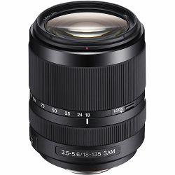 Sony A DT 18-135mm f/3.5-5.6 SAM Allround objektiv za A-Mount 18-135 F3.5-5.6 SAL-18135 SAL18135 (SAL18135.AE)