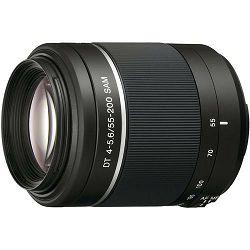 Sony A DT 55-200mm f/4-5.6 SAM II telefoto objektiv za A-mount 55-200 F4-5.6 SAL-55200-2 SAL55200-2 (SAL55200-2.AE)