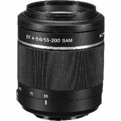 Sony A DT 55-200mm f/4-5.6 telefoto objektiv za A-mount 55-200 F4-5.6 SAL-55200 SAL55200 (SAL55200.AE)