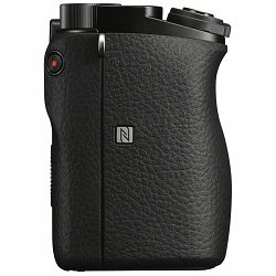 Sony Alpha a6000 Body Black Mirrorless Digital Camera crni bezrcalni digitalni fotoaparat tijelo ILCE-6000B ILCE6000B (ILCE6000B.CEC)