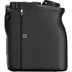 Sony Alpha a6600 + 18-135 f/3.5-5.6 OSS KIT Black Mirrorless Digital Camera crni bezrcalni digitalni fotoaparat i zoom objektiv SEL18135 18-135mm F3.5-5.6 ILCE-6600MB ILCE6600MB (ILCE6600MB.CEC)