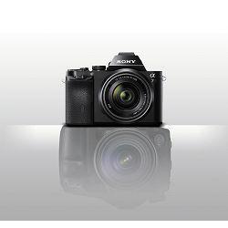 Sony Alpha a7 + 28-70 f/3.5-5.6 OSS KIT Mirrorless Digital Camera bezrcalni digitalni fotoaparat i standardni zoom objektiv SEL2870 28-70mm F3.5-5.6 Full Frame ILCE-7B ILCE7B (ILCE7B.CE)