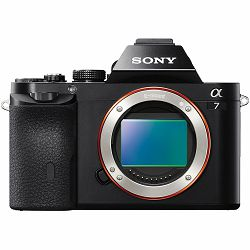 Sony Alpha a7 Body Mirrorless Digital Camera DSLR Full Frame digitalni fotoaparat ILCE7B ILCE-7B ILCE-7B.CE (ILCE7B.CE)