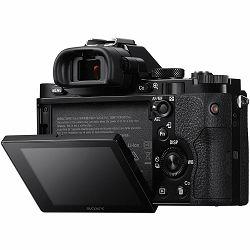 Sony Alpha a7 Body Mirrorless Digital Camera bezrcalni digitalni fotoaparat tijelo Full Frame ILCE-7B ILCE7B (ILCE7B.CE) - BLACK FRIDAY