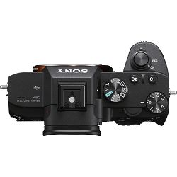 Sony Alpha a7 III Body Mirrorless Digital Camera bezrcalni digitalni fotoaparat tijelo Full Frame a7III Mk III ILCE-7M3B ILCE7M3B (ILCE7M3B.CEC) - CASH BACK