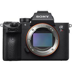 Sony Alpha a7R III Body Mirrorless Digital Camera bezrcalni digitalni fotoaparat tijelo Full Frame a7RIII Mk III 42MP 10fps UHD 4K ILCE-7RM3B ILCE7RM3B (ILCE7RM3B.CEC)