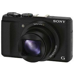Sony Cyber-shot DSC-HX60B Black crni Digitalni fotoaparat 20.4MPx 30x zoom DSCHX60B DSC-HX60 (DSCHX60B.CE3)