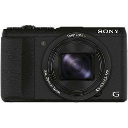 Sony Cyber-shot DSC-HX60VB Black crni Digitalni fotoaparat 20.4MPx 30x zoom DSCHX60VB DSC-HX60 (DSCHX60VB.CE3)