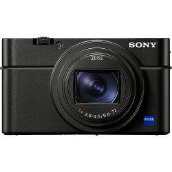 Sony Cyber-shot DSC-RX100 M7 Black crni Digitalni fotoaparat s integriranim objektivom Carl Zeiss Vario-Sonnar T* 9-72mm f/2.8-4.5 Digital Camera RX100 VII RX-100 DSCRX100M7 (DSCRX100M7.CE3)