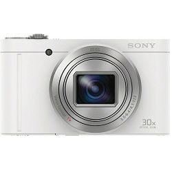 Sony Cyber-shot DSC-WX500 White bijeli digitalni kompaktni fotoaparat DSCWX500W DSC-WX500W (DSCWX500W.CE3)