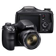 Sony Cyber-shot DSC-H300B Black crni digitalni kompaktni fotoaparat DSC-H300 DSCH300B 20Mp 35x 720p 3
