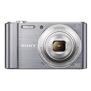 Sony Cyber-shot DSC-W810 Silver srebreni Digitalni fotoaparat Digital Camera DSC-W810S DSCW810S 20.1Mp 5x zoom (DSCW810S.CE3)