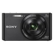 Sony Cyber-shot DSC-W830 Black crni Digitalni fotoaparat Digital Camera DSC-W830B DSCW830B 20.1Mp 8x zoom (DSCW830B.CE3)