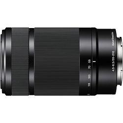 Sony E 55-210mm f/4.5-6.3 OSS Black crni objektiv za E-Mount 55-210 F4.5-6.3 F4,5-6,3 SEL-55210B SEL55210B (SEL55210B.AE)