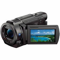 Sony FDR-AX33 4K Ultra HD Handycam Camcorder Kompaktna digitalna video kamera kamkorder FDRAX33B FDR-AX33/B FDR-AX33B.CEN (FDRAX33B.CEN)