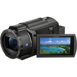 Sony FDR-AX43 4K Ultra HD Kompaktna digitalna kamera kamkorder Handycam Camcorder FDRAX53B FDR-AX43/B FDR-AX43B (FDRAX43.CEE)