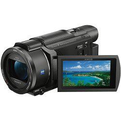 Sony FDR-AX53 4K Ultra HD Kompaktna digitalna kamera kamkorder Handycam Camcorder FDRAX53B FDR-AX53/B FDR-AX53B (FDRAX53B.CEE)