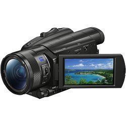 Sony FDR-AX700 4K Ultra HDR 120fps Kompaktna digitalna kamera kamkorder Handycam Camcorder FDRAX700 FDR-AX700B FDRAX700B (FDRAX700B.CEE)