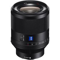 Sony FE 50mm f/1.4 ZA Carl Zeiss Planar T* portretni standardni objektiv za E-Mount 50 F1.4 1.4 f/1,4 SEL-50F14Z SEL50F14Z (SEL50F14Z.SYX) - CASHBACK