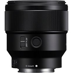 Sony FE 85mm f/1.8 portretni telefoto objektiv za E-mount 85 F1.8 1.8 f/1,8 SEL-85F18 SEL85F18 (SEL85F18.SYX) - CASHBACK