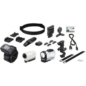 Sony HDR-AZ1VB ActionCam Bike mount Kit sportska akcijska kamera