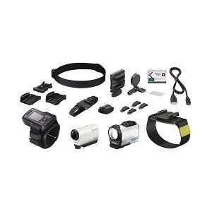 Sony HDR-AZ1VW ActionCam Wearable mount Kit
