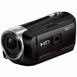 Sony HDRPJ410/BE HD Handycam with Built-In Projector (PAL)