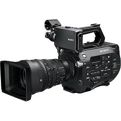 Sony PXW-FS7 4K XDCAM Super35 Camcorder Kit with 28 to 135mm Zoom Lens 28-135mm objektiv
