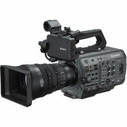 Sony PXW-FX9 + 28-35mm f/4 G OSS XDCAM 6K Full-Frame System Camera kamkorder s objektivom SELP2813G