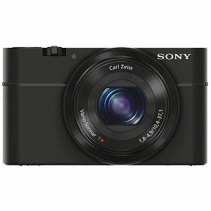 Sony Cyber-shot DSC-RX100 Black crni Digitalni fotoaparat s integriranim objektivom Carl Zeiss Vario-Sonnar T* 10.4-37.1mm f/1.8-4.9 Digital Camera RX100 RX-100 DSCRX100 20.2Mp 3.6x (DSCRX100.CEE8)
