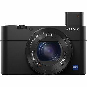 Sony Cyber-shot DSC-RX100 M4 Black crni Digitalni fotoaparat s integriranim objektivom Carl Zeiss Vario-Sonnar T* 10.4-37.1mm f/1.8-4.9 Digital Camera RX100 IV RX-100 DSCRX100M4 (DSCRX100M4.CE3)