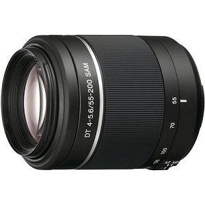 Sony 55-200mm f/4-5.6 objektiv za A-mount SAL-55200