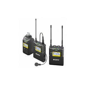Sony UWP-D16/K21 bežični mikrofon (bubica) Hybrid Digital wireless microphone