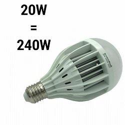 StudioKing LED Daylight Lamp 20W E27 LED20 žarulja dnevno svijetlo