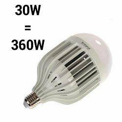 StudioKing LED Daylight Lamp 30W E27 LED30 žarulja dnevno svijetlo