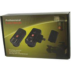 StudioKing Radio Trigger Set TRC04H komplet okidač odašiljač + prijemnik za bljeskalice