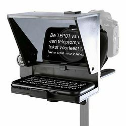 StudioKing Teleprompter Autocue TEP01 for Smartphones