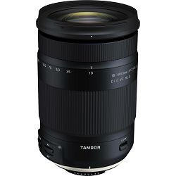 Tamron 18-400mm f/3.5-6.3 Di II VC HLD allround objektiv za Nikon DX zoom Lens (B028N)