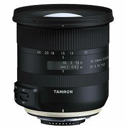 Tamron AF 10-24mm f/3.5-4.5 Di II VC HLD Ultra širokokutni objektiv za Nikon DX (B023N)