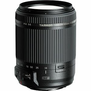 Tamron AF 18-200mm F/3.5-6.3 Di II Macro for Sony Alpha B018S lens allround objektiv