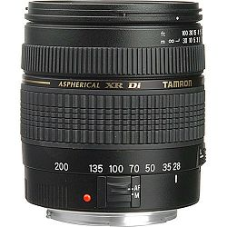 TAMRON AF 28-200mm F/3.8-5.6 Di Asp. XR [IF] Macro for Canon