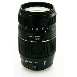 TAMRON AF 70-300 F/4-5.6 LD Di Macro 1:2 for Canon A17E lens telefoto zoom objektiv