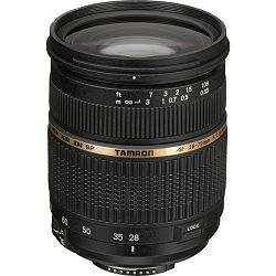 TAMRON AF SP 28-75mm F/2.8 Di XR LD Asp. [IF] Macro for Nikon with built-in motor