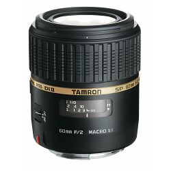 TAMRON AF SP 60mm F/2.0 Di II LD (IF) Macro 1:1 for Nikon with built-in motor