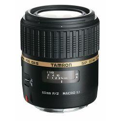Tamron AF SP 60mm f/2.0 Di II LD (IF) Macro 1:1 objektiv za Nikon DX with built-in motor (G005NII)