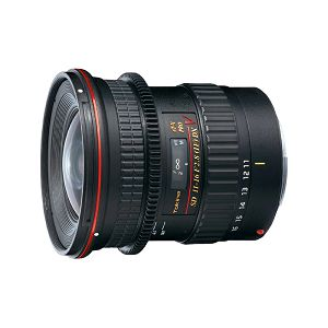 Tokina AF 11-16mm F2.8 AT-X 116 PRO DX V cinema VDSLR za Nikon 11-16 T3.0