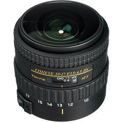 Tokina AT-X 10-17/F3.5-4.5 DX NH V za Canon Video cinema objektiv 10-17mm F3.5-4.5 Fish-Eye fisheye