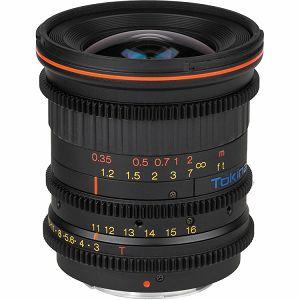 Tokina 11-16mm T3.0 with Canon EF Mount Cinema Cine-video 11-16 širokokutni objektiv